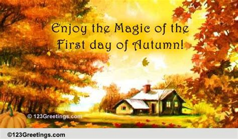 First Day Of Fall 2019 day  autumn cards   day  autumn wishes 543 x 319 · jpeg