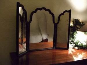 3 Teiliger Spiegel : mobiliar interieur spiegel rahmen spiegel antike originale vor 1945 antiquit ten ~ Bigdaddyawards.com Haus und Dekorationen