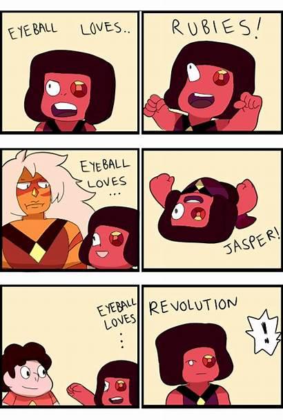 Ponyo Comic Steven Universe Jasper Memes Su