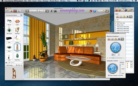 3d Home Design Software List by Live Interior 3d Pro 2 7 3 With License Key