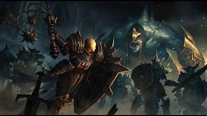 Crusader 1080p Wallpapers Diablo Desktop Wallpaperaccess