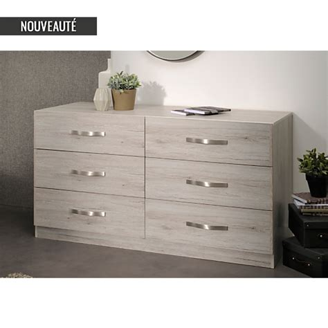 Commode Camif by Commode 6 Tiroirs P 233 Pita Camif Commode Camif Ventes