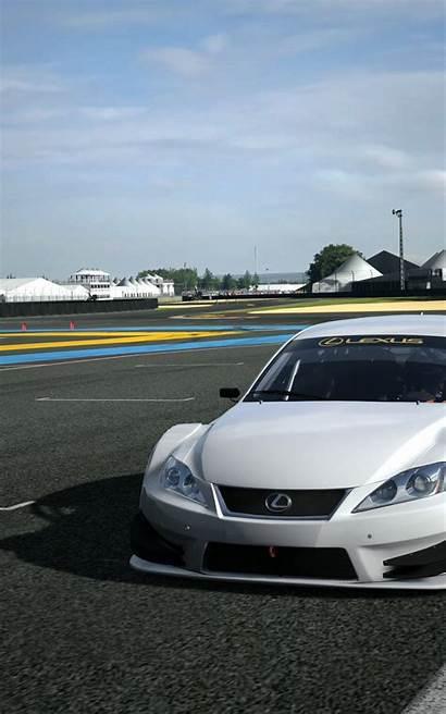 4k Pixel Race Tablet Desktop Corvette