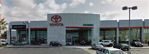 Toyota Fremont by Fremont Toyota Fremont Auto Mall