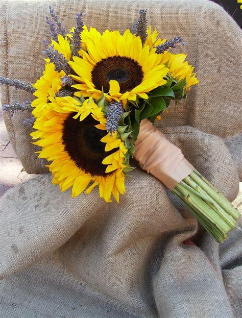 lavender  sunflowers festive designs bouquets