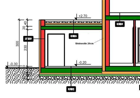 Umkehrdach Auf Garage  Bauforum Auf Energiesparhausat