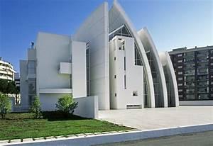 Richard Meier Architecture Photos Architectural Digest