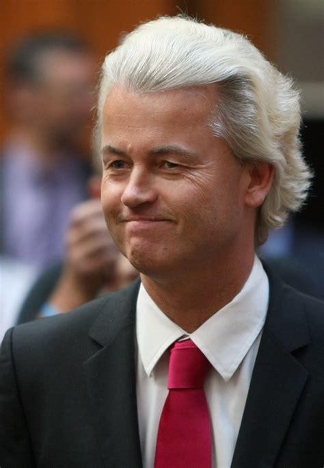 Geert Wilders - Info bij persoon met afbeeldingen, news