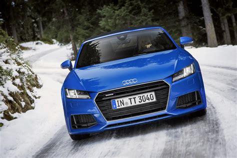 Audi Tt Roadster Stuns In The Alps Gtspirit