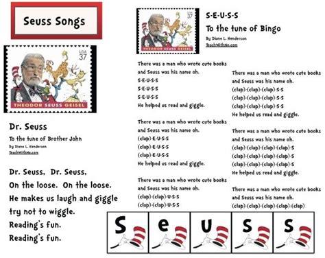 dr seuss songs preschool best 25 dr seuss font ideas on dr seuss 825