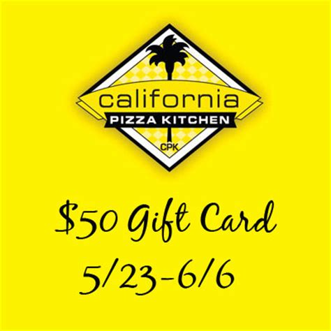california pizza kitchen gift card giveaway jamericanspice