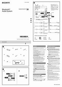 Sony Audio System Circuit Diagram