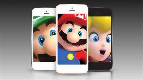 nintendo  reveal   smartphone game tomorrow