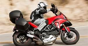 Ducati Multistrada 1200 S Granturismo 2014 Repair Workshop