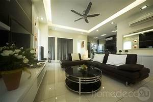 modern contemporary interior design on 2 1 2 storey house With modern interior design ideas malaysia