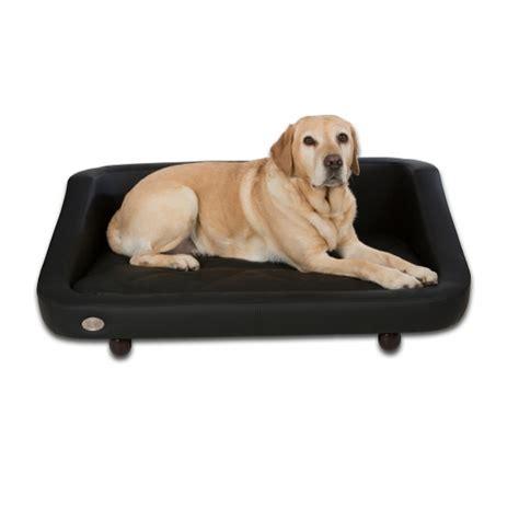 canapé pour chien grande taille canapé noir moderne pour chien canapé luxe pour chien