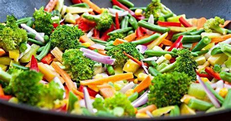 les légumes poêlés à l 39 huile d 39 olive sont meilleurs pour