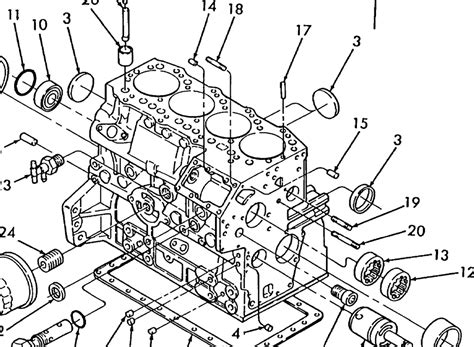 ford  tractor parts diagram ford  tractor parts