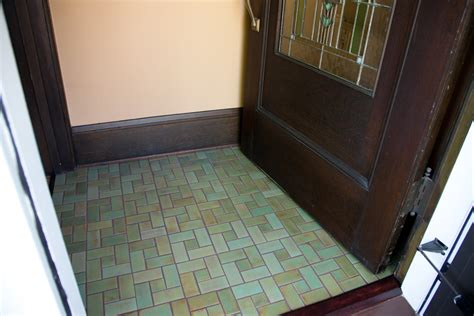mission style floor ls beautiful green handmade tiles for entry floor mercury