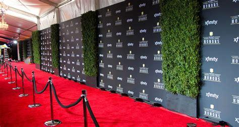 Backdrop Background Design by Floral Design For Nfl Carpet At Armstrong Park
