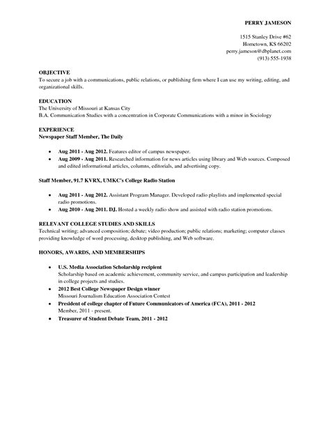sample resume for college college graduate resume template health symptoms and