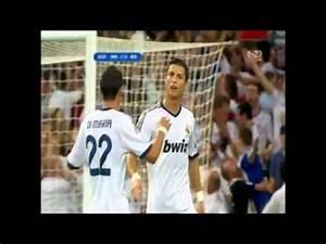 """Supercopa 2012 "" Real Madrid vsBarcelona 21 Ne koment"