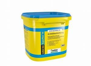 Bitumen Dickbeschichtung 2k : superflex 10 weber deitermann bitumen dickbeschichtung 2k gp 1 70 l ebay ~ Yasmunasinghe.com Haus und Dekorationen