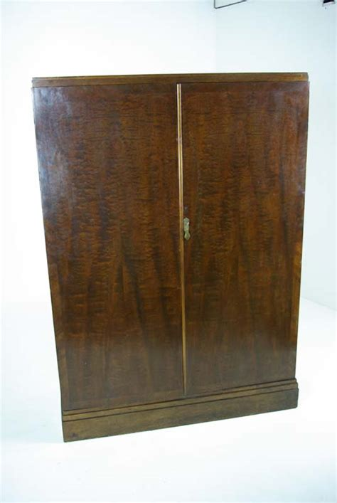 Armoir Hats by Compactom Armoire Deco Mahogany Wardrobe Fitted