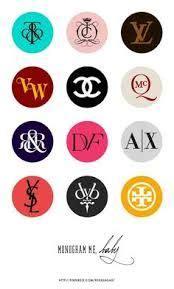 fashion designers names image result for fashion designer logos and names