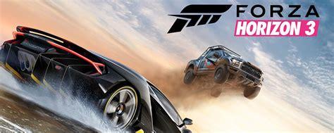 Forza Horizon 3  дата выхода, системные требования, обзор