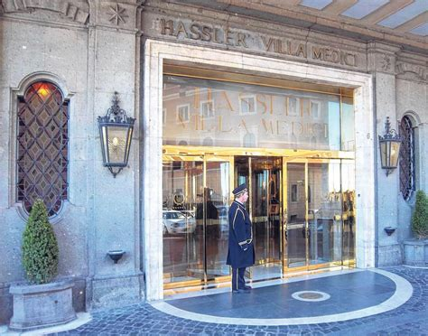 Conference hotel, meeting room reservation - Hassler Roma