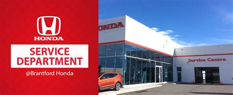 Honda Service by Honda Service Shop Brantford Certified Honda Change