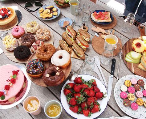 what food for a picnic tara milk tea picnic food