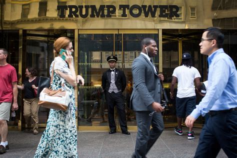 trump towers tower donald york penthouse floor mixed support 66th manhattan times