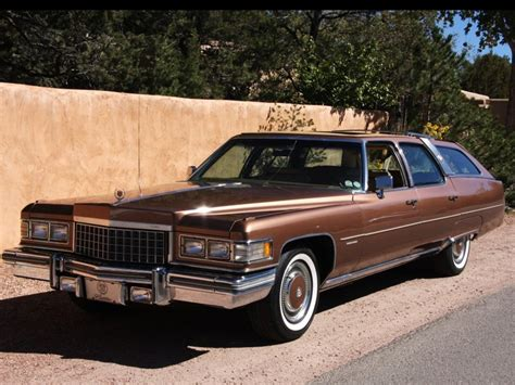 2020 Buick Electra Estate Wagon by 1976 Cadillac Fleetwood 60 Castilian Estate Notoriousluxury