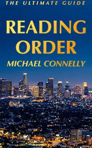 harry bosch novels  chronological order heavenlybellsorg