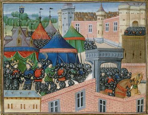 siege devred siege of metz