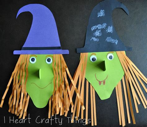 17 Best Images About Cute Witch Crafts For Halloween For