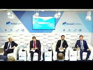 Live Broadcast: Panel Discussion of the Valdai Discussion ...
