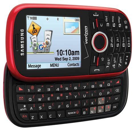 samsung intensity sch upp qwerty messaging phone