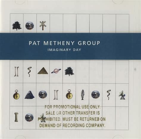 pat metheny imaginary day imaginary day