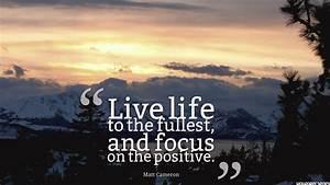 Focus On The Future Quotes. QuotesGram