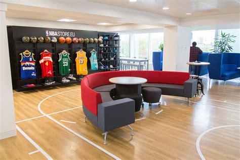 Inside Look  Nba Europe Headquarters In London Por