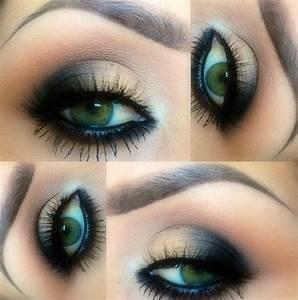 Dramatic eye makeup | wings | Pinterest