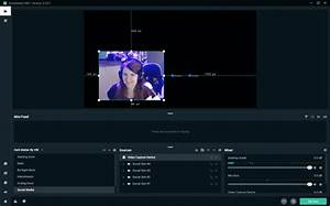 How To Crop Your Webcam In Slobs