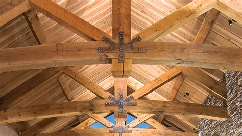 5 Types Of Timber Frame Trusses