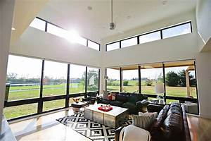 Modern Home In Indiana Uses E600 Picture Windows