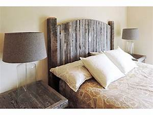 farmhouse style arched king bed barn wood headboard w With barn wood king size bed