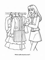 Coloring Pages Clothes Printable Elegant Getcolorings Colo sketch template