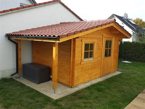 Gartenhaus Holz Satteldach by Gartenhaus M 10 196 Gsp Blockhaus